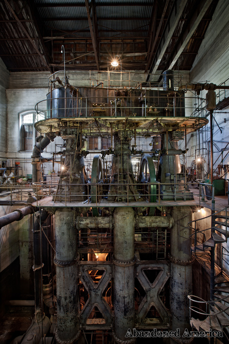 Steam & Steel Photography Workshop | Abandoned America